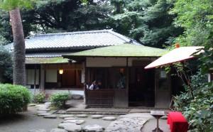 Happo-en tea-room